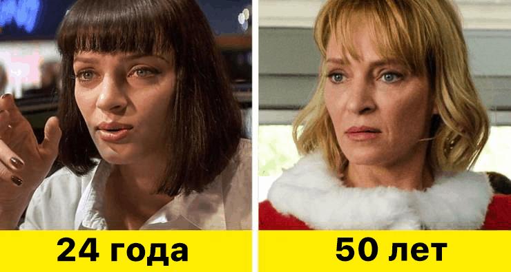 А годы летят: как изменились 18 известных актрис, начиная с их первых, до самых свежих ролей
