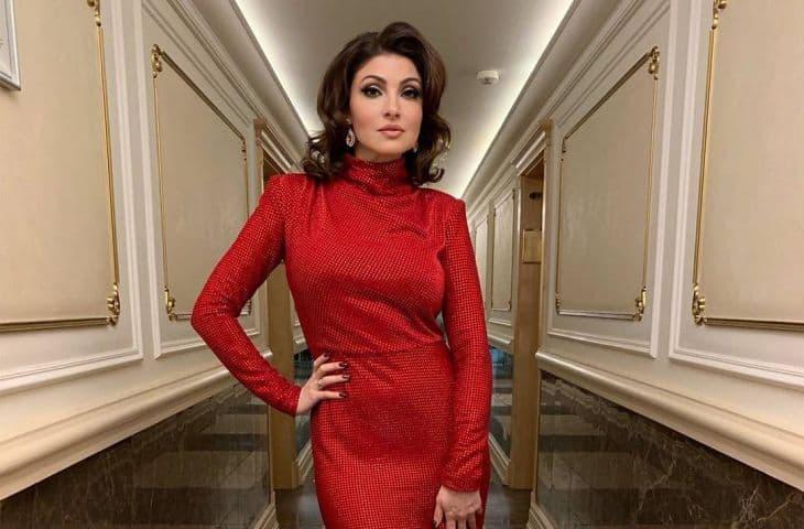 Актриса Анастасия Макеева стала жертвой грабителей, теперь ее имущество охраняет Росгвардия
