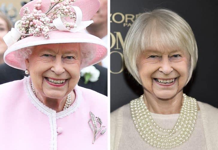 Если бы члены королевской семьи были звездами Голливуда. Новый имидж на 10 фото.
