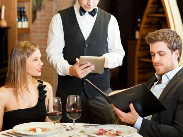Если вы будете так поступать, официанты вас просто возненавидят