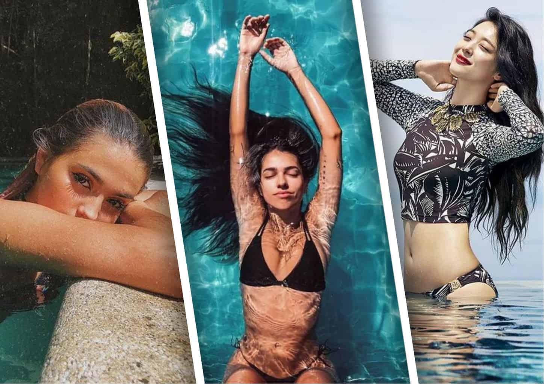 Как позировать в бассейне: 10+ идей для вашего ошеломительного фото!