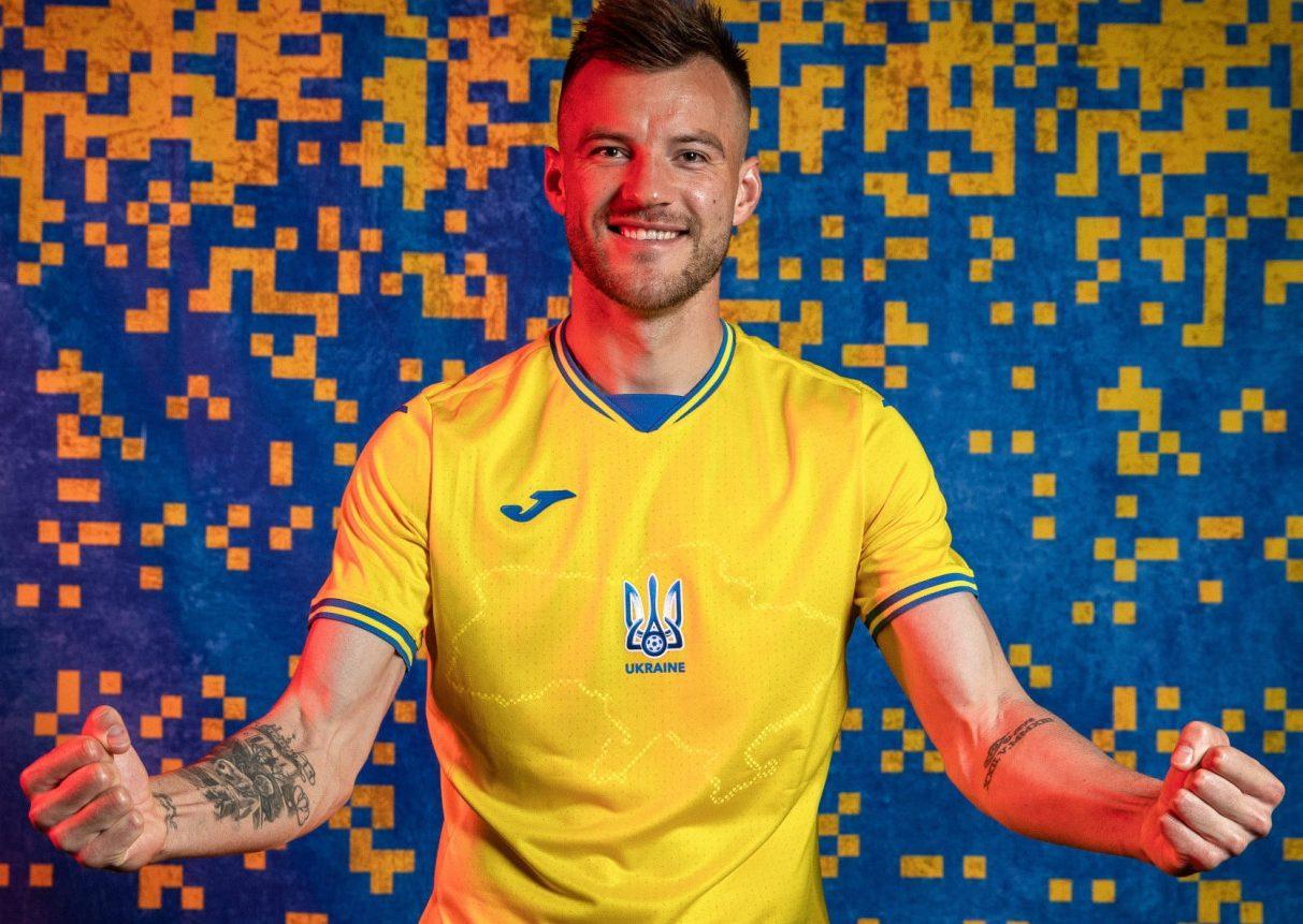 На форме сборной Украины по футболу изображен Крым