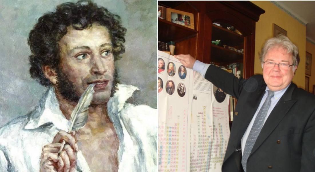 Как Пушкин стал китайцем Ли на Гавайях