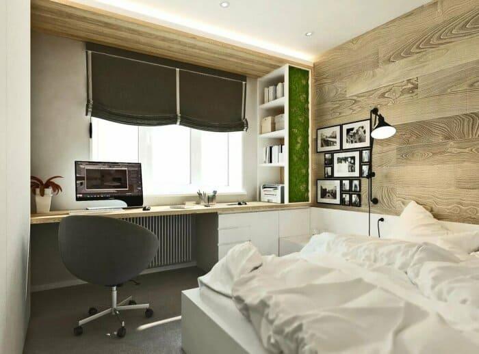 Офис в спальне и другие ошибки в обустройстве квартиры, которые могут привести к разладу в семье