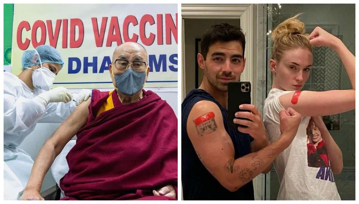 20+ знаменитостей, которые отрапортовали о своей успешной вакцинации против COVID-19