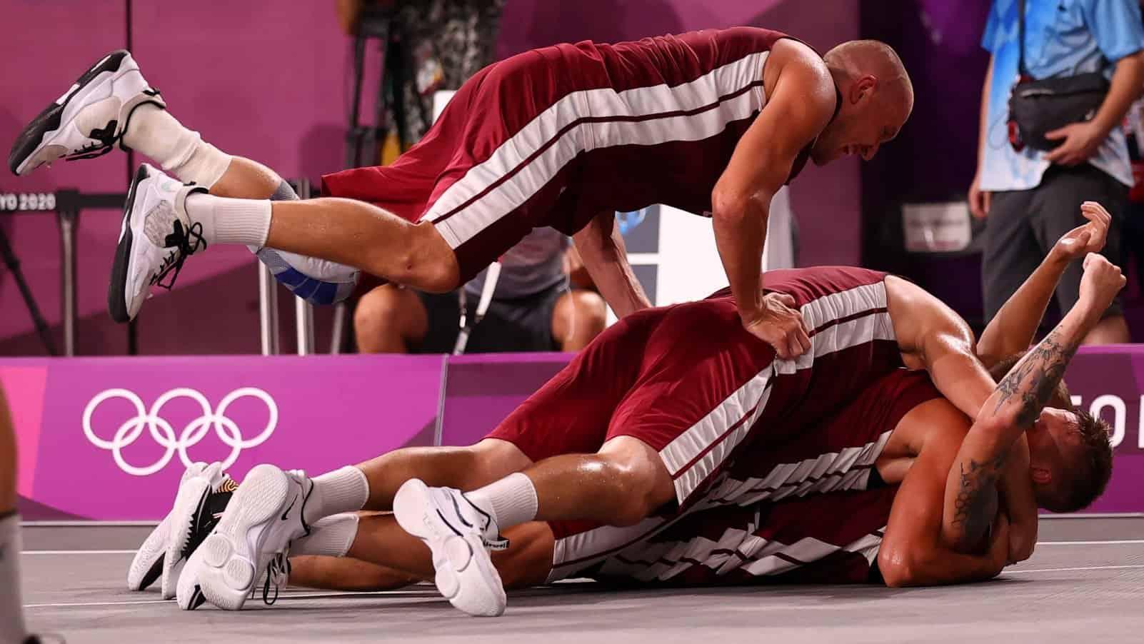 Призовые за золото сборной Латвии по баскетболу составят более 400 000 евро