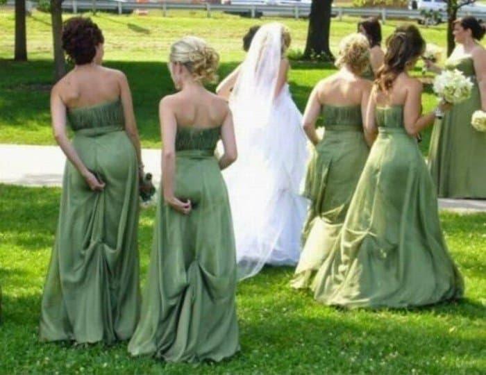 Свадьба твоей одноклассницы, на которую тебя не позвали, и слава богу!