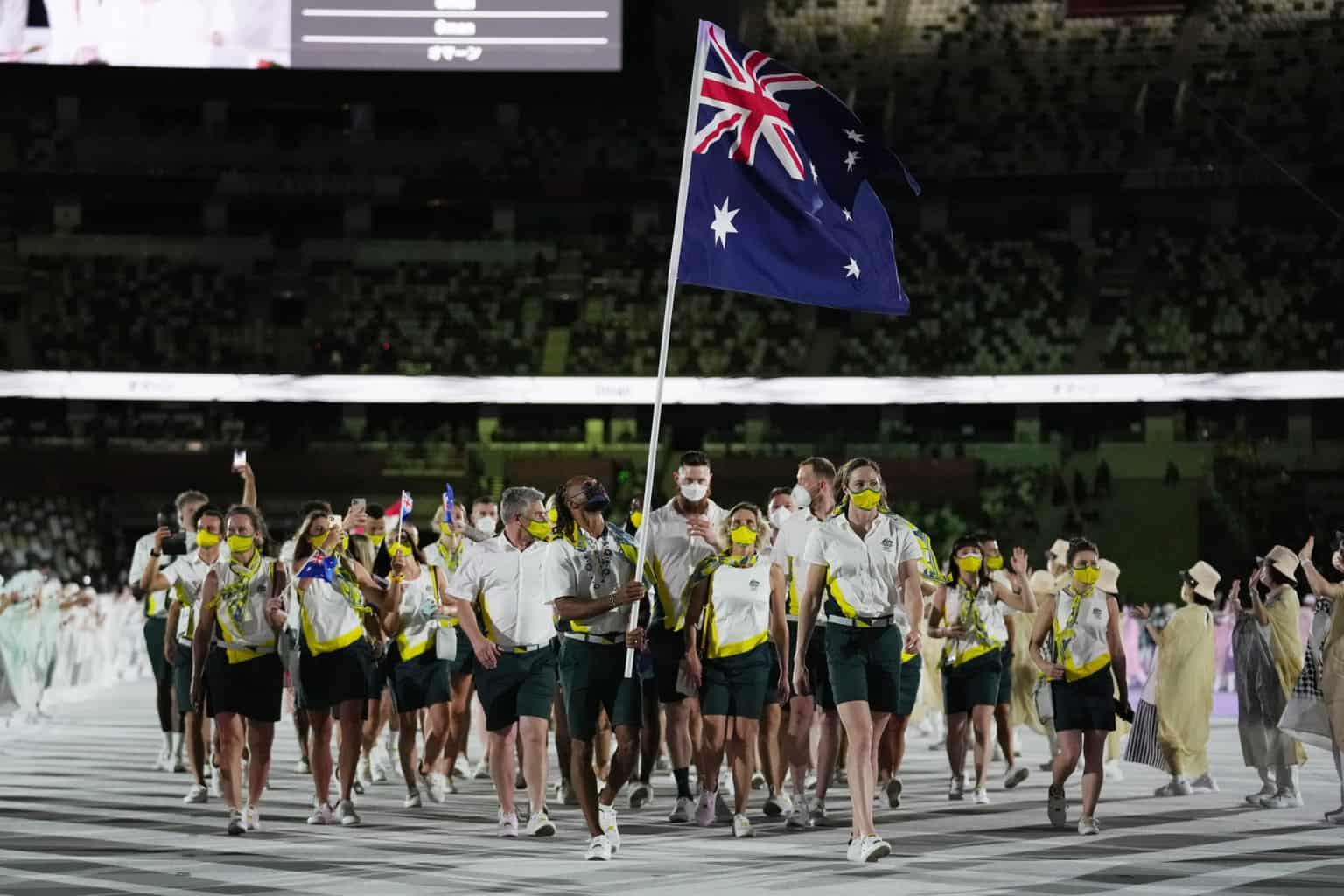 Все 63 легкоатлета сборной Австралии на Олимпиаде ушли на карантин