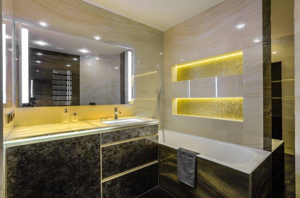 От ванной комнаты до спальни: особенности и тренды в освещении интерьера 2021 года