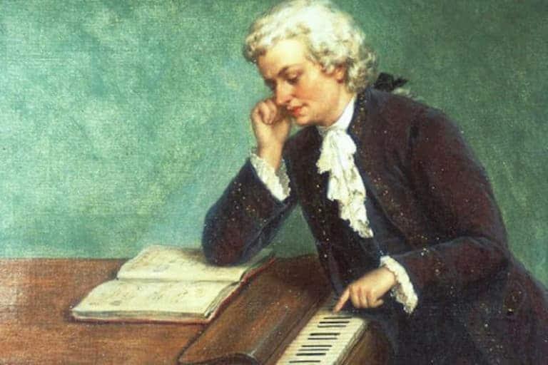 Необычное чувство юмора Моцарта и другие странности великих людей