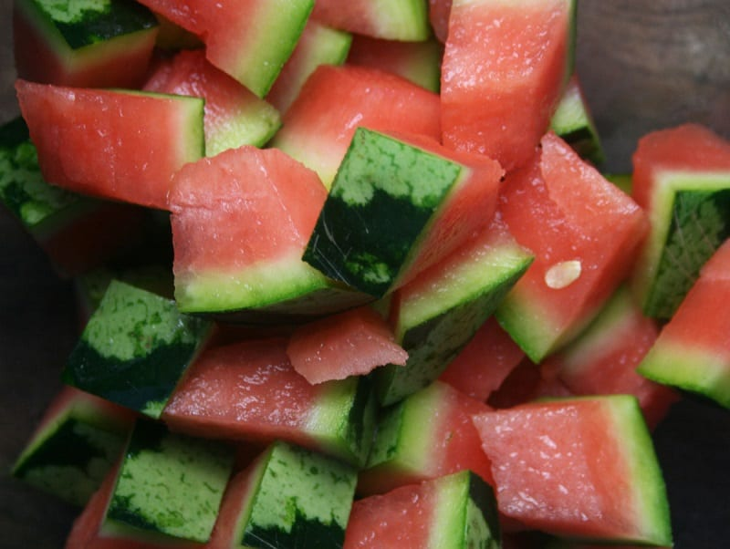 Этот рецепт приготовления арбуза популярен в TikTok