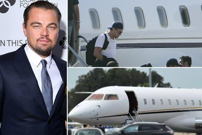 ДиКаприо, Бейонсе и Хадид - какими яхтами и самолетами пользуются знаменитости?