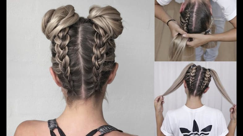 Когда жарко, единственное решение для волос - это косы: вот как и что делать!