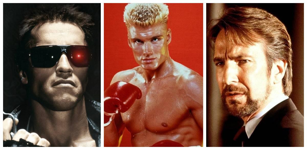 Наши любимые кинозлодеи из фильмов 80-х