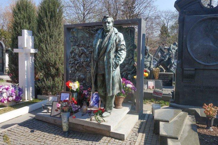 От Раневской до Цоя: как выглядят могилы известных людей, которых многие любят и помнят