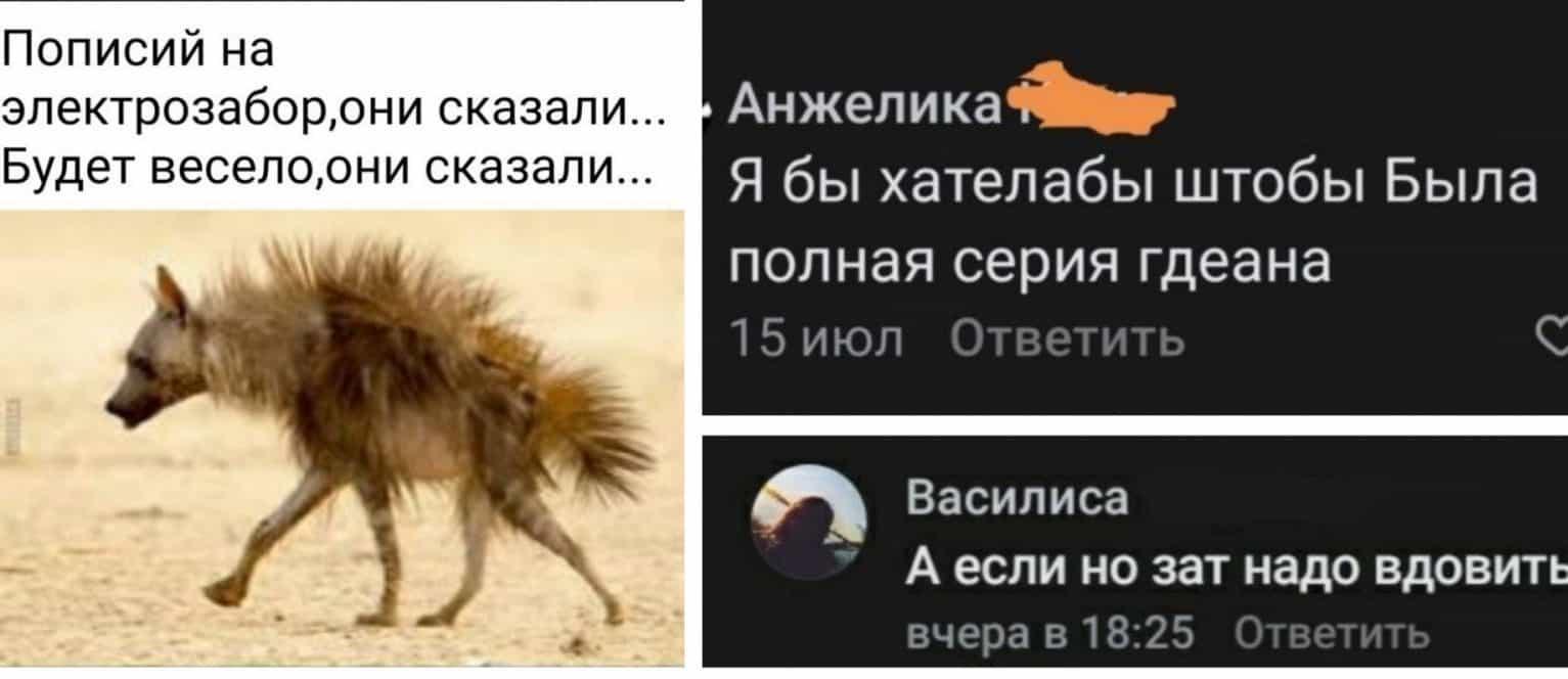 Пост о людской безграмотности. Не волнуйтесь, учителя русского уже выехали к этим ребятам