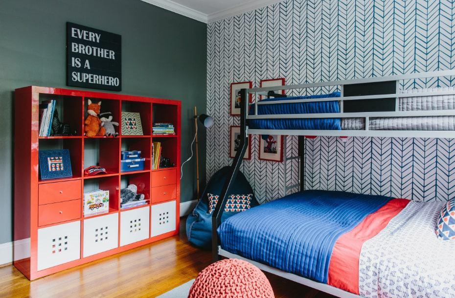 Очень крутые идеи и масса примеров оформления спален для детей и подростков