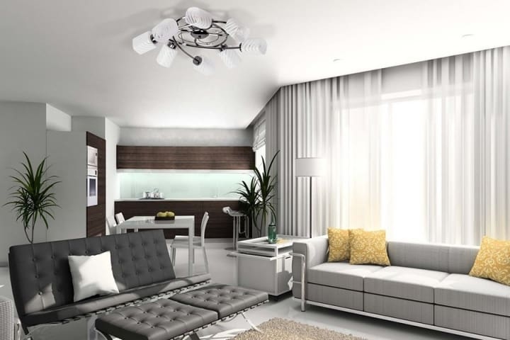 Дизайнерские приемы, которые помогут вам визуально расширить пространство вашей квартиры