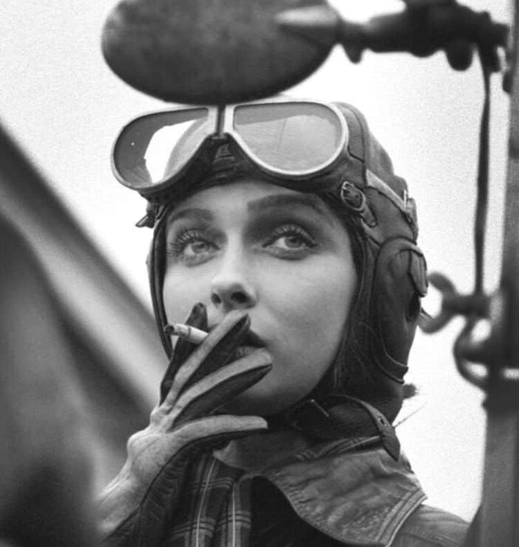 Бородатый Гордон, молодой Тимати и очень красивая летчица 40-х в подборке интересных исторических фотографий