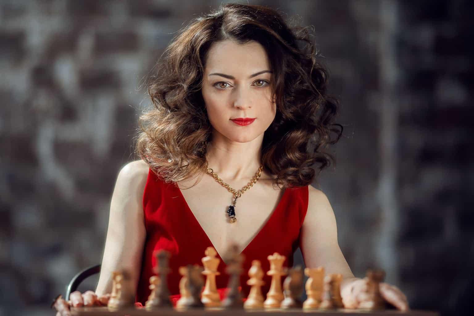 Шахматная королева:«Форму сборной мы не сможем надевать, потому что на ней национальный герб»