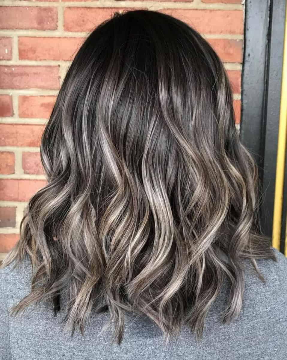 Холодные оттенки в окрашивании волос: тренды, идеи и множество примеров для вашего вдохновения