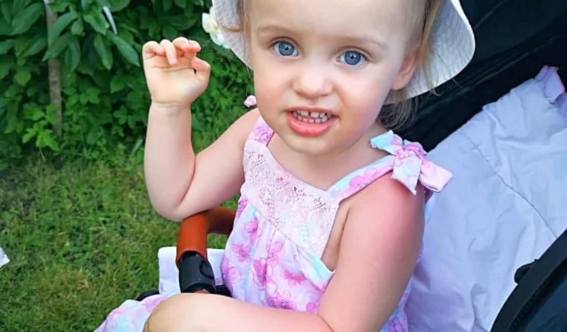 «Зеленая лампа»: шанс для 2-летней Вероники