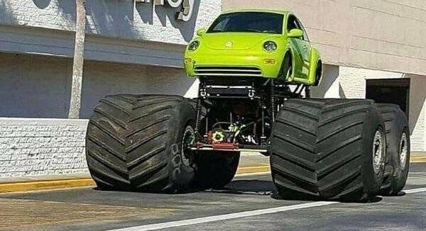 Боже, что они сделали со своими машинами! (25 фото)