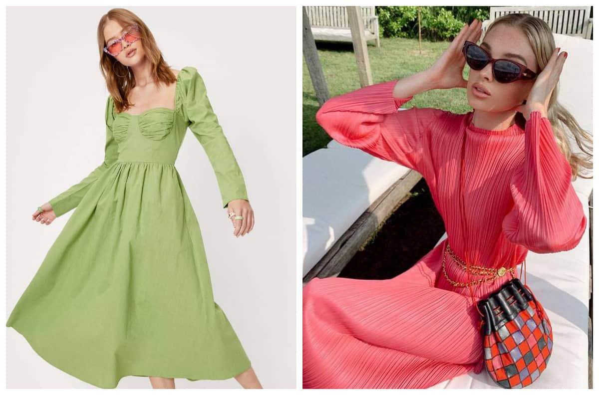 4 модели платьев, которые скоро станут фаворитами у всех модниц