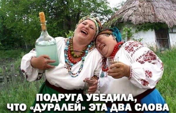 """""""Дуралей"""" это два слова, а не одно - пост алкогольного юмор на выходные"""