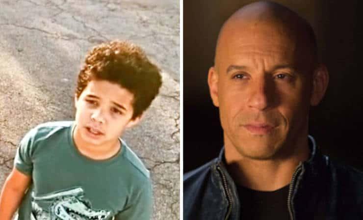 20+ раз когда дети кинозвезд и их родители играли одного персонажа в разном возрасте