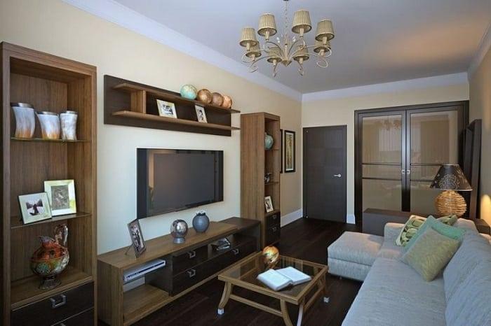 7 вещей и решений, которые съедают пространство в небольших квартирах