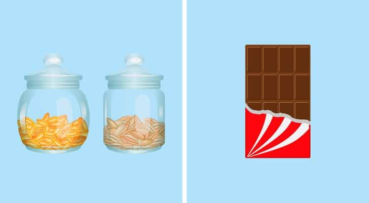 12 продуктов, употребление которых может сказаться на вашей психике