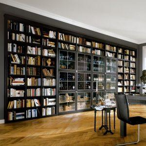 Выбираем правильный шкаф для домашней библиотеки: стили, размеры, советы и примеры в фотографиях