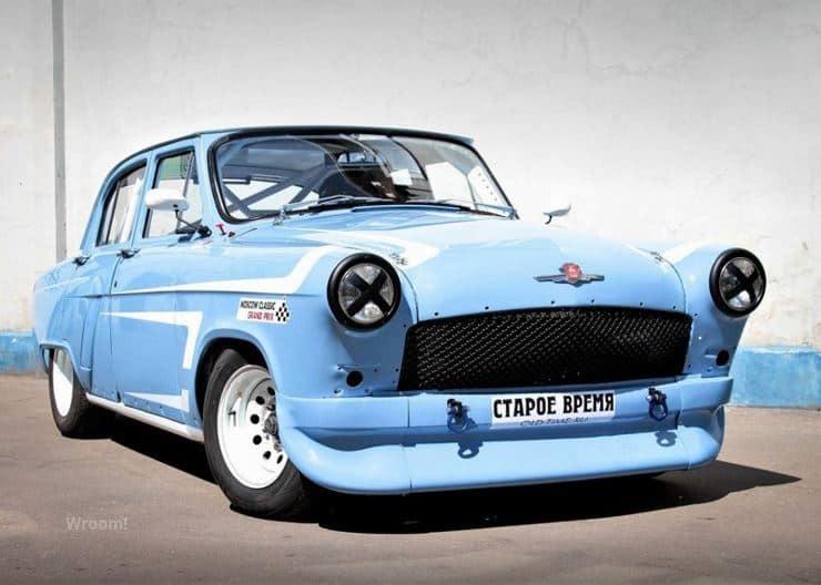 Жигуар и Волгаджинни: 20 шикарных примеров тюнинга советских автомобилей