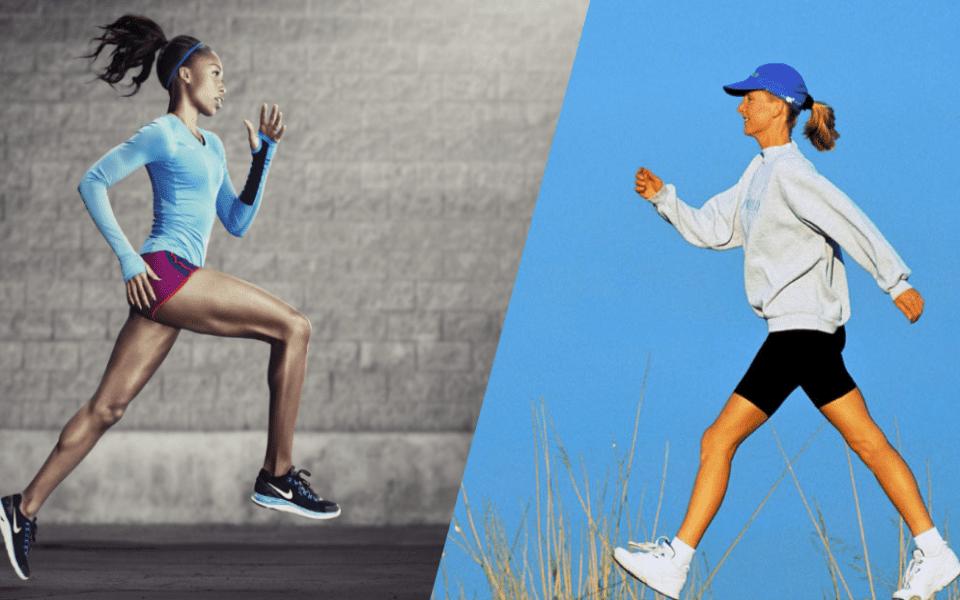Что полезнее — бег или быстрая ходьба
