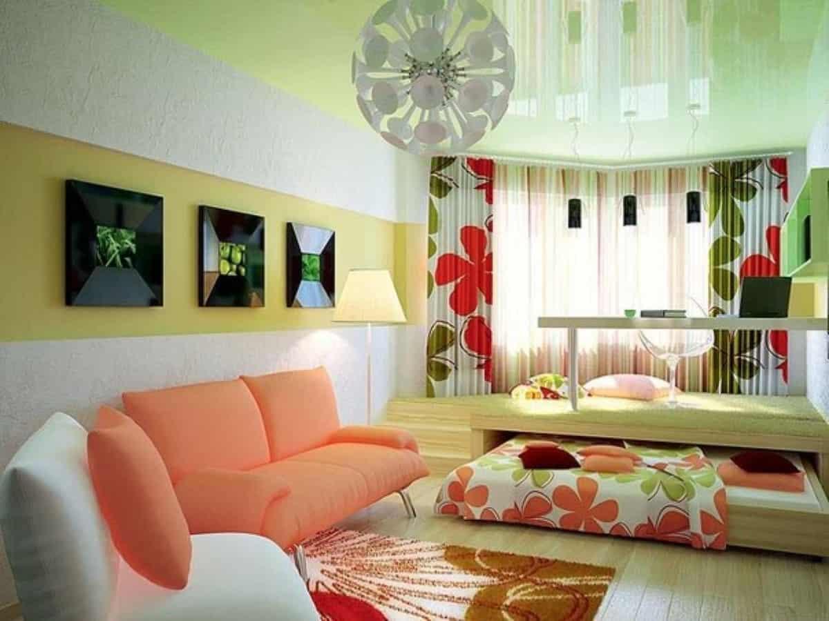 20 отличных идей, по экономии пространства в небольшой квартире